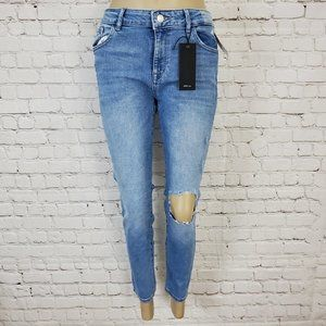 DL1961 FLORENCE Smart Denim InstaSculpt Crops 28